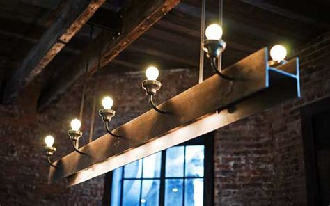 restaurants  reclaimed  recycled building materials