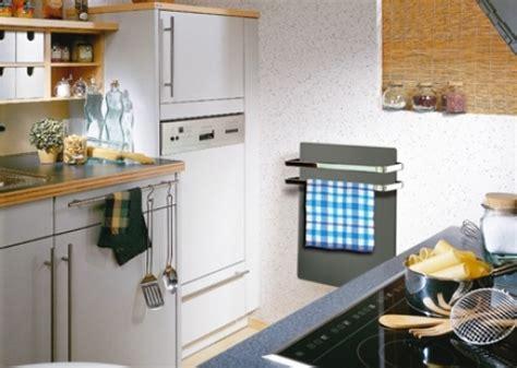 seche torchon electrique cuisine sèche serviette contemporain décoratif design