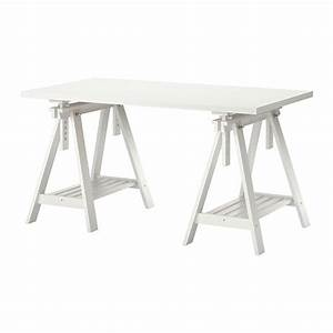 Bureau Architecte Ikea : linnmon finnvard table blanc ikea ~ Teatrodelosmanantiales.com Idées de Décoration