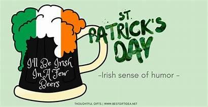 Irish St Humor Sense Patrick Sayings Wisdom