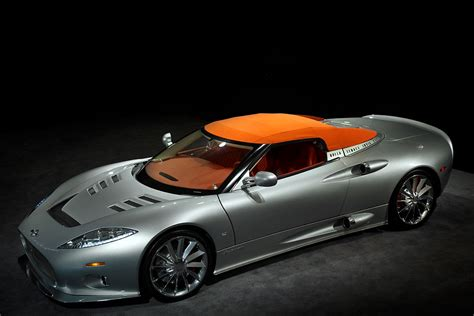Spyker C8 Aileron Review