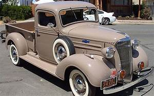 1937 Chevy 1  2-ton Pickup - Show-quality Finish