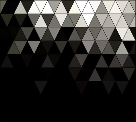 black square grid mosaic background creative design