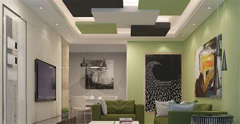 contoh model plafon rumah berbagai bentuk  menarik