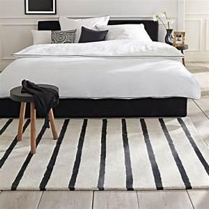 Teppich Schwarz Weiß : teppich wei schwarz ~ Markanthonyermac.com Haus und Dekorationen