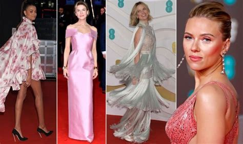 BAFTAs 2020 red carpet: Every dress worn at the awards in ...