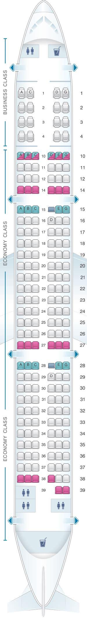 cook siege plan de cabine airlines airbus a321 seatmaestro fr