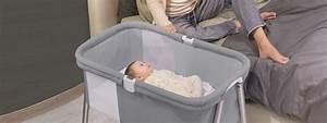 Berceau Bébé Chicco : chicco lullago un berceau de voyage compact babybed ~ Medecine-chirurgie-esthetiques.com Avis de Voitures