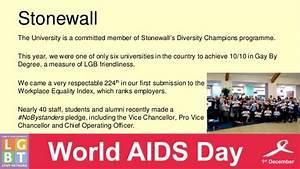 LGBT Staff Network World AIDS Day 2014