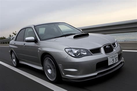 2006 Subaru Impreza Wrx S204 Sti Review