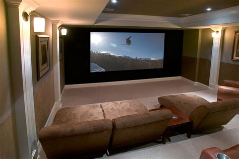 Custom Home Theater Automation Installation
