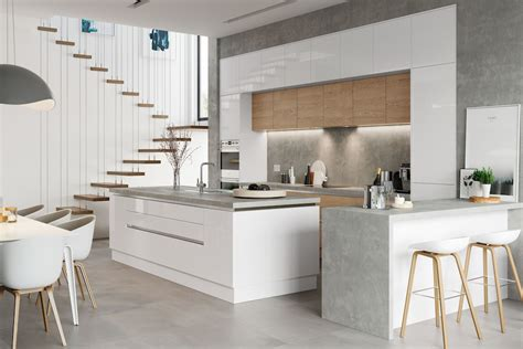 combinaciones de colores  tu cocina moderna