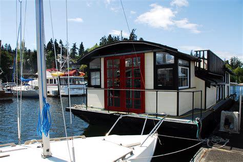 Boat House For Sale Seattle by Bainbridge Island Houseboat For Sale Rain City Houses