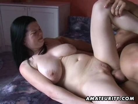 Busty Amateur Girlfriend Anal Action With Cumshot Anal Porn