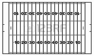 American Football Field Black And White | Clipart Panda ...