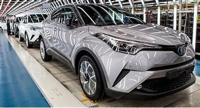 Turkey Toyota Turkish Hr Crossover Plant Production