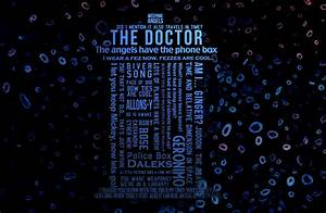 Doctor Who The TARDIS Time Travel Humor Quotes - WallDevil