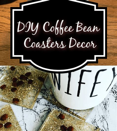 Alibaba.com offers 835 polyresin coaster set products. How to Make Coffee Bean Coasters | Coffee bean art, Coffee beans, How to make coffee