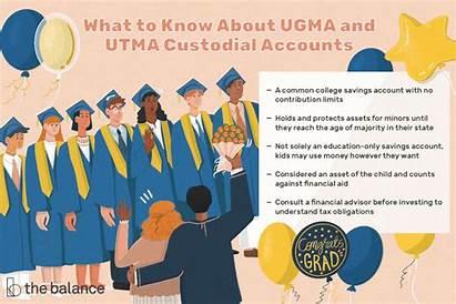 Utma Ugma Custodial Guide Accounts College Beginner