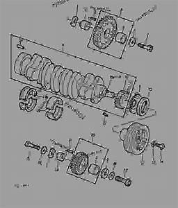 Cranshaft  Timing Gears  Main Bearings  01a18