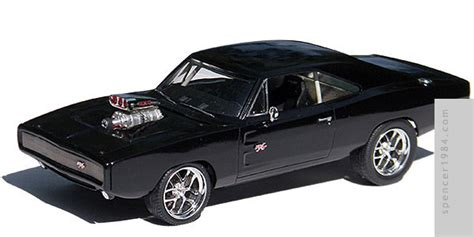 Fast Seven Cars by Furious Seven 1970 Dodge Charger