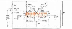 The Bistable Multivibrator Circuit Diagram