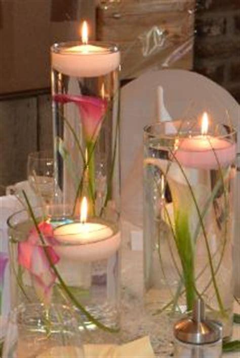 Blumen Hochzeit Dekorationsideenblumen Im Wasser Hochzeit Deko by Hochzeitsdeko Hochzeit Deko Vase Blume Kerze Blumenvase