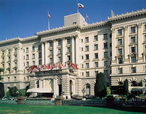 Oaktree Purchases Fairmont San Francisco - Business Travel ...