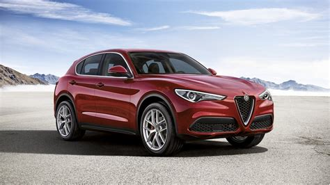 2017 alfa romeo stelvio first edition top speed