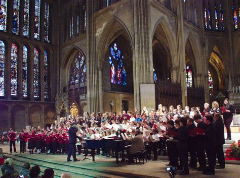 choeur de chambre de 20 dec 2015 concert de noël maîtrise de la cathédrale