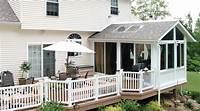 pictures of sunrooms Aluminum Sunroom Addition Pictures, Ideas & Designs | Patio Enclosures