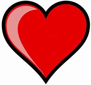 clipartist.net » Clip Art » Heart Left Highlight Jon ...