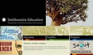 Smithsonian Education (free!) | Freely Homeschool