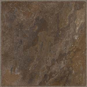 trafficmaster allure chocolate resilient vinyl tile