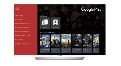 Watch Latest Movies, Tv Shows With Google Play Movies & Tv