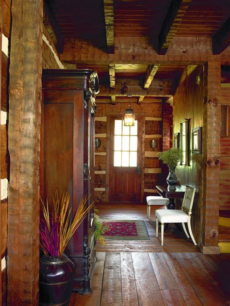 welcoming rustic entry hall designs youre   adore