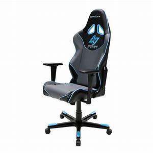 Gamer Stuhl Dxracer : dxracer oh re129 ngb clg high back racing seat gaming chair pu black gray blue chairs ~ Eleganceandgraceweddings.com Haus und Dekorationen