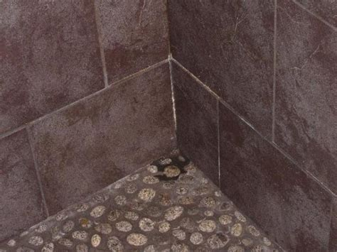 Tile shower weeping/leaking at floor   DoItYourself.com