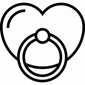 Pacifier - Free kid and baby icons