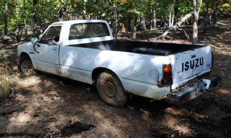 1984 Isuzu Diesel Pickup Truck Pup Long Bed For Sale