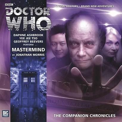 Doctor Master Mastermind Beevers Geoffrey Timeline Finish