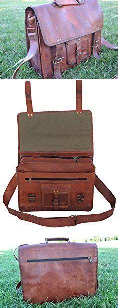 leather messenger bag briefcase pl   vintage leather messenger bag briefcase fits