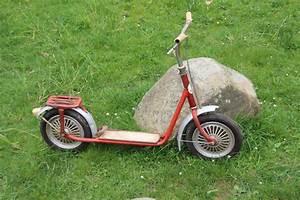 Roller Bremse Entlüften : kultiger ddr kinder city roller metall tretroller bremse ~ Kayakingforconservation.com Haus und Dekorationen