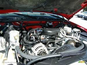 2003 Chevrolet S10 Zr2 Extended Cab 4x4 4 3 Liter Ohv 12v
