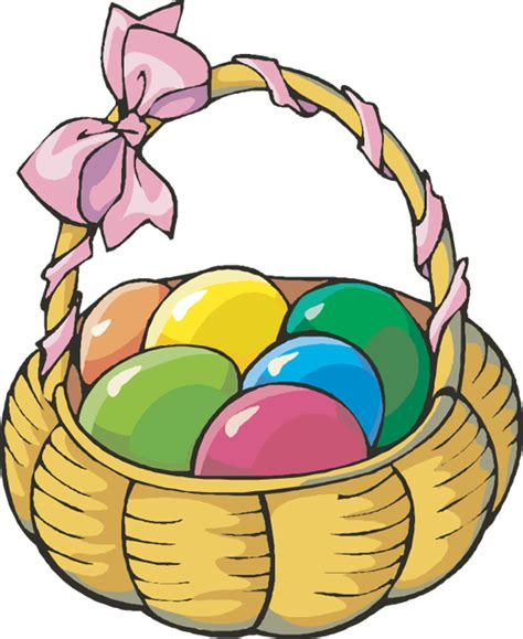 Free Easter Clip Easter Basket Pictures Clipart Panda Free Clipart Images