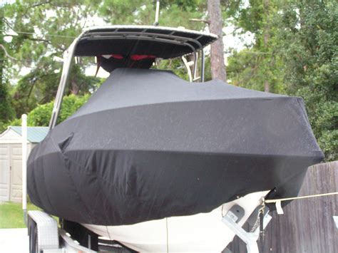 Center Console Boats Made In Nc by Boat Cover For Center Console The Hull Boating