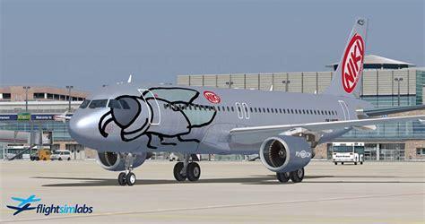 A320-X   Flight Sim Labs, Ltd.