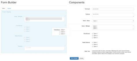 top   drag  drop form builders plugins