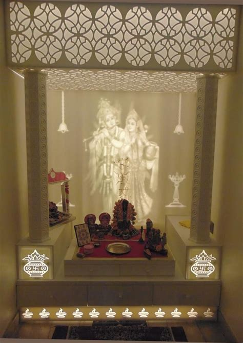pin  shopinteriocom  corian tempal pooja room