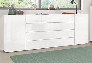 Sideboard Weiß 200 Cm : tecnos sideboard botero breite 240 cm kaufen otto ~ Markanthonyermac.com Haus und Dekorationen